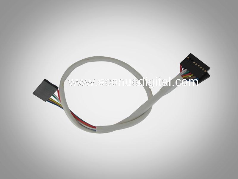 EW10004   Wit-color 1000 data cable