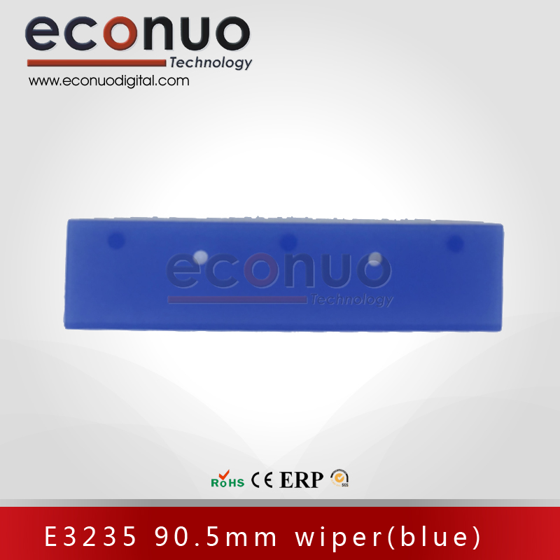E3235 90.5mm wiper(blue) E3235 90.5MM 刮片(蓝)