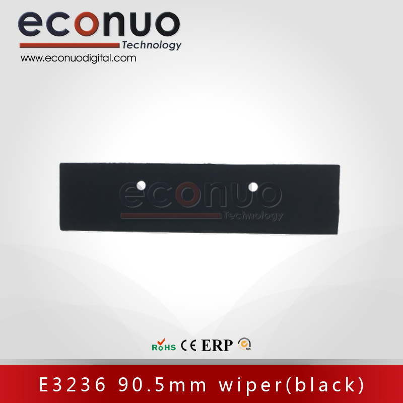 E3236 90.5mm wiper(black)E3236 90.5MM 刮片(黑)