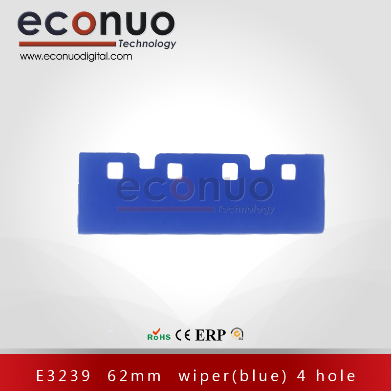 E3239  62mm  wiper(blue) 4 hole E3239 62MM 刮片(蓝)4孔