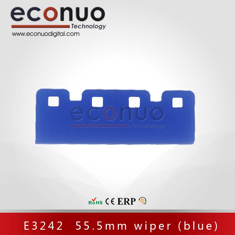 E3242  55.5mm wiper (blue) E3242 55.5MM 刮片(蓝)