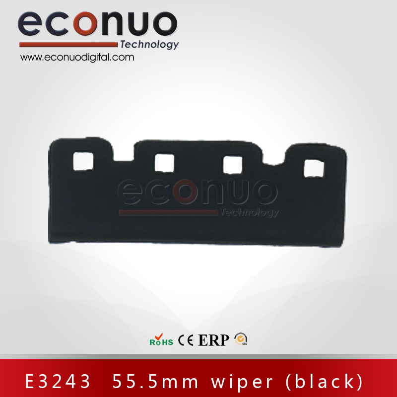 E3243  55.5mm wiper (black) E3243 55.5MM 刮片(黑)