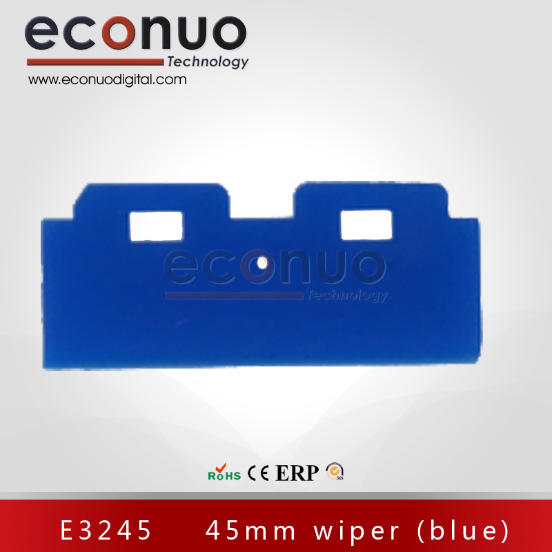 E3245    45mm wiper (blue)   E3245 45mm 刮片(蓝)