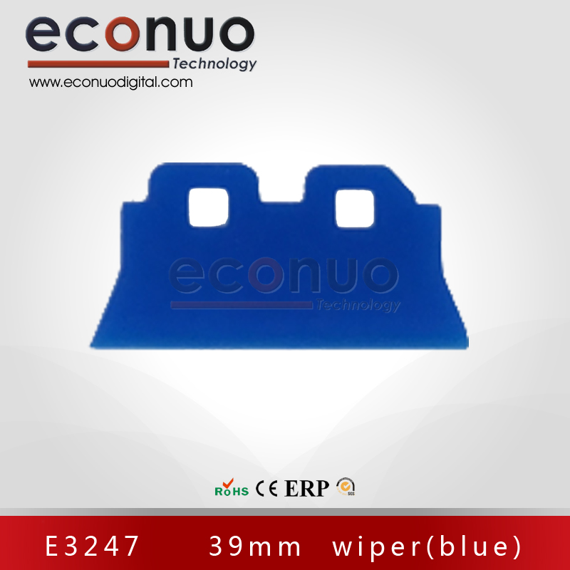 E3247     39mm  wiper(blue) E3297 39MM 刮片(蓝)