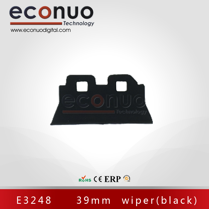 E3248     39mm  wiper(black) E3248 39mm 刮片(黑)