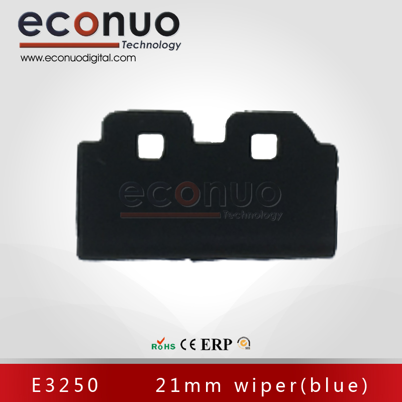 E3250      21mm wiper(blue) E3250 21MM 刮片(蓝)