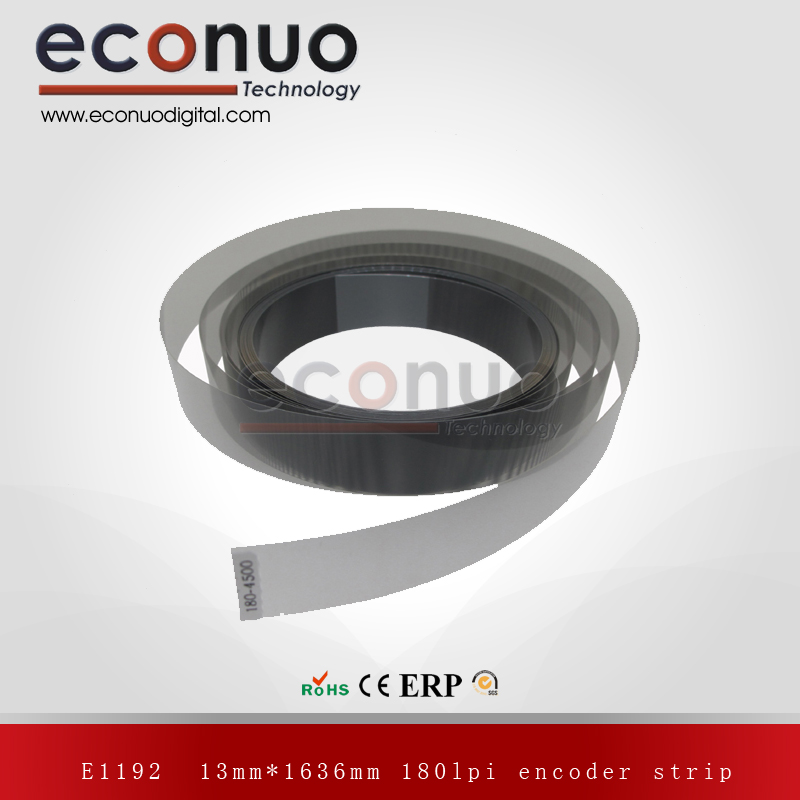 E1192  13mm*1636mm 180lpi encoder strip