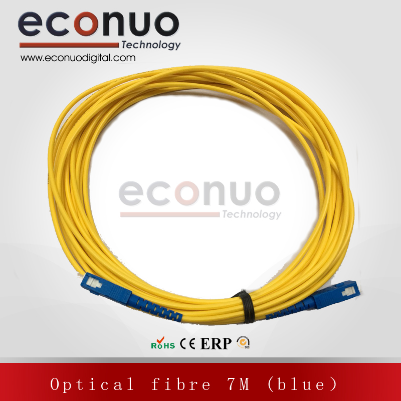 E1289Optical fibre 7M (blue)