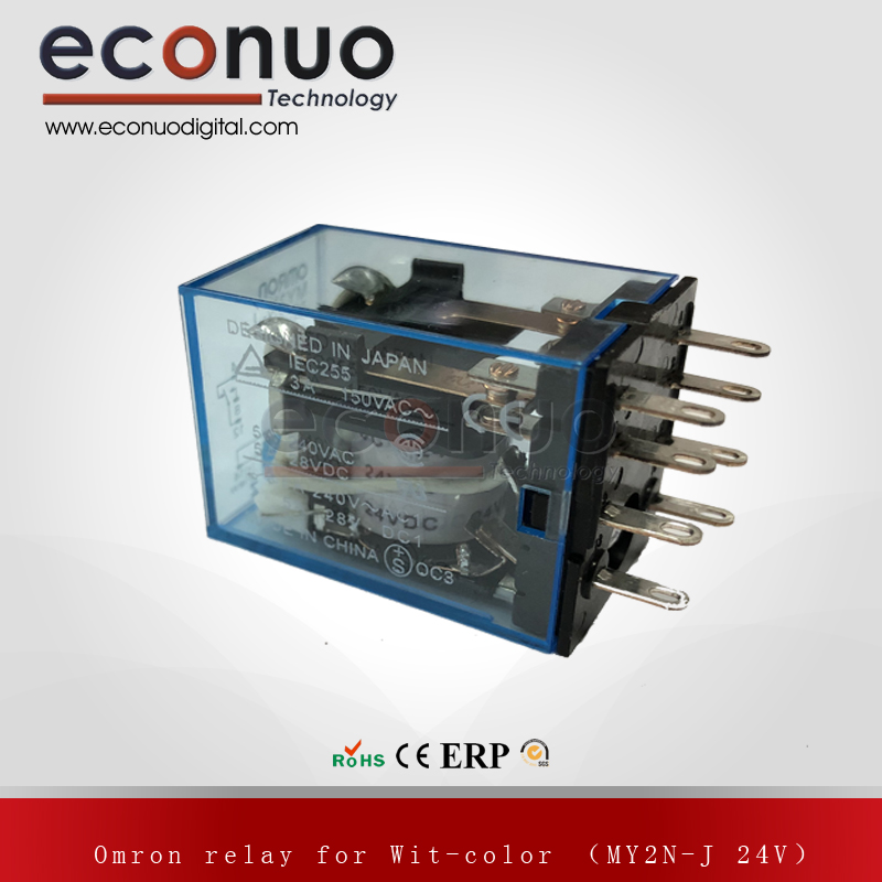 EW2076 Omron relay for Wit-color (MY2N-J 24V)