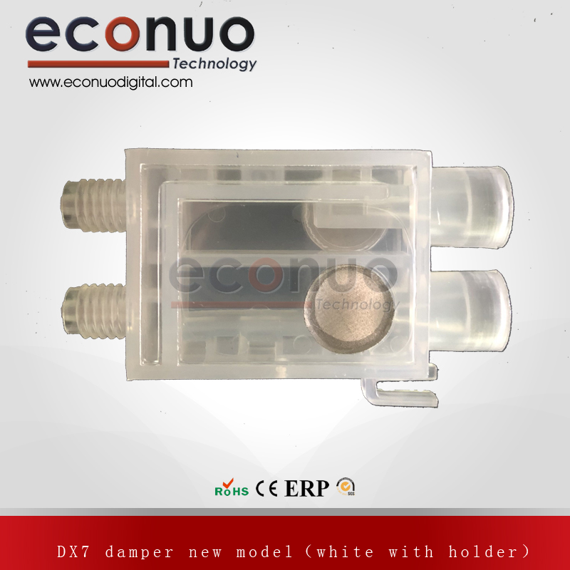ED3063  DX7 damper new model(white with holder)